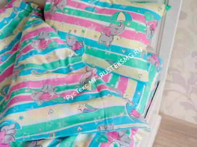 Комплект постельного белья (детство)
