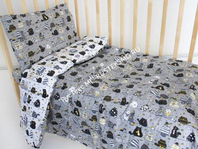 Комплект постельного белья (компаньон)
