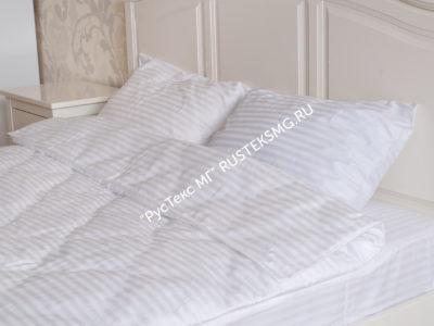Комплект постельного белья (Страйп-сатин)