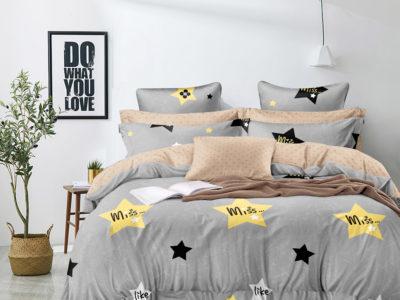 Комплект постельного белья (Поплин)